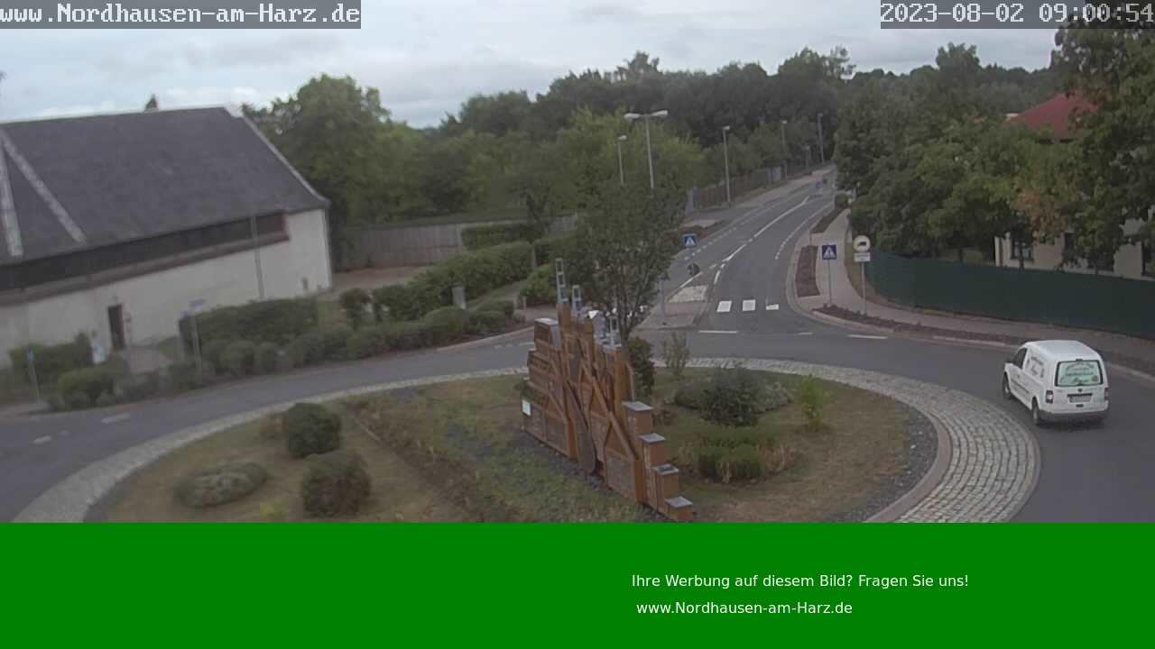 Webcam Nordhausen Hesseröder Str.
